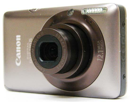 Canon Digital IXUS 120 IS