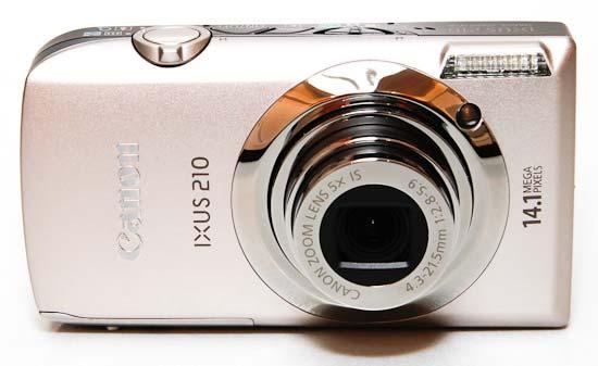 Canon Digital IXUS 210