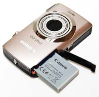 Canon Digital IXUS 210