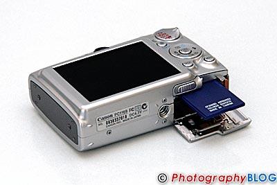 Canon Digital Ixus 750