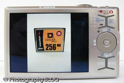 Canon Digital IXUS 90 IS