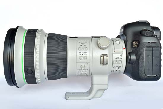 Canon EF 400mm f/4 DO IS II USM