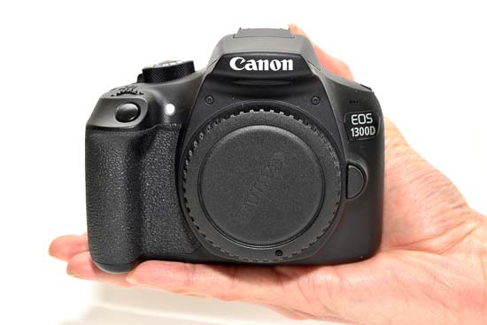 Canon EOS 1300D Review | Photography Blog