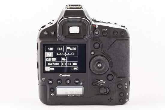 Canon EOS 1D X Mark II