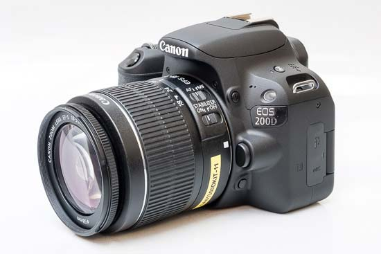 Canon EOS 200D Review | Photography Blog