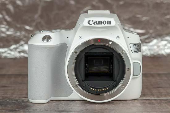 Canon EOS 250D Review | Photography Blog