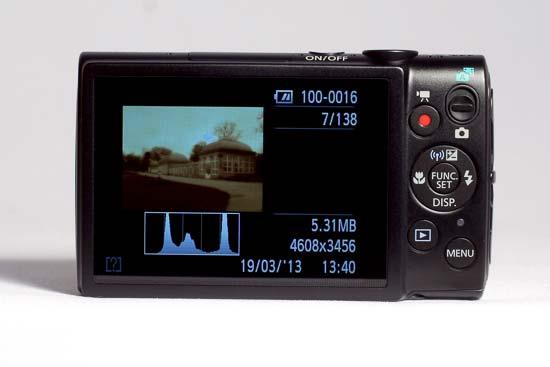 Canon IXUS 255_hs