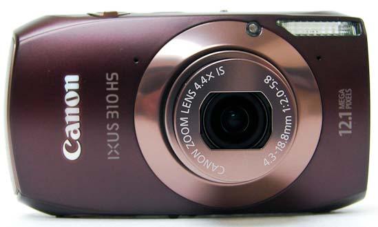 Canon IXUS 310 HS