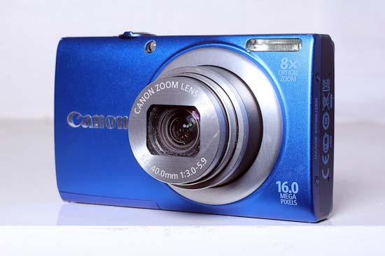 Canon Powershot A4000 IS