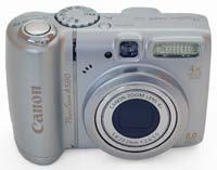 Canon Powershot A580
