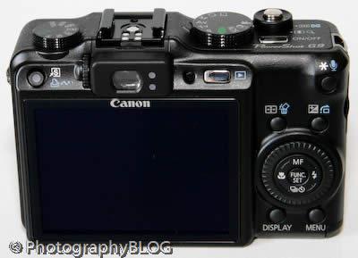 Canon Powershot G9