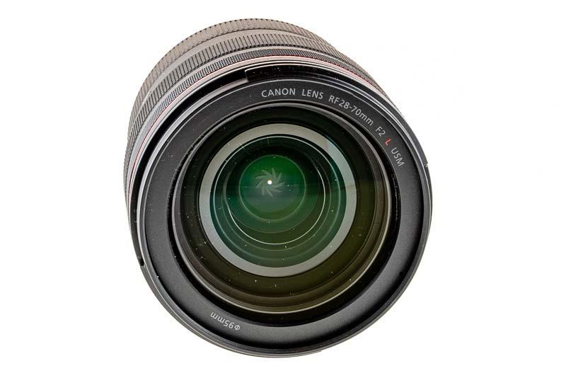 Canon RF 28-70mm f/2 L USM