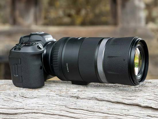 Canon RF 600mm F11 IS STM