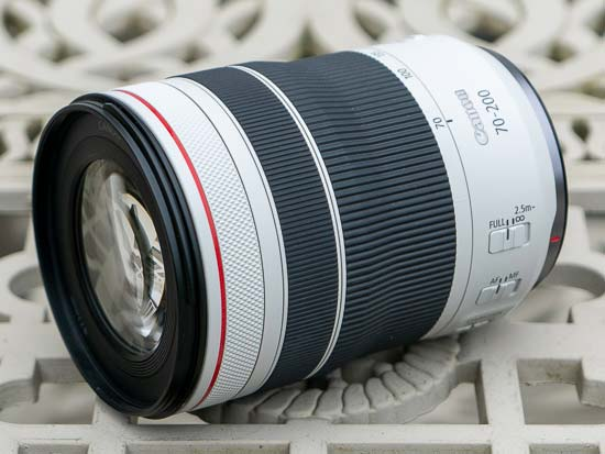 Canon RF 70-200mm F4L IS USM