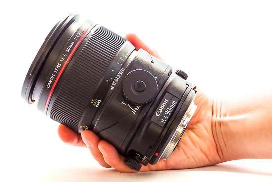 Canon TS-E 90mm f/2.8L MACRO