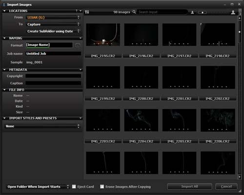 Capture One Pro 6