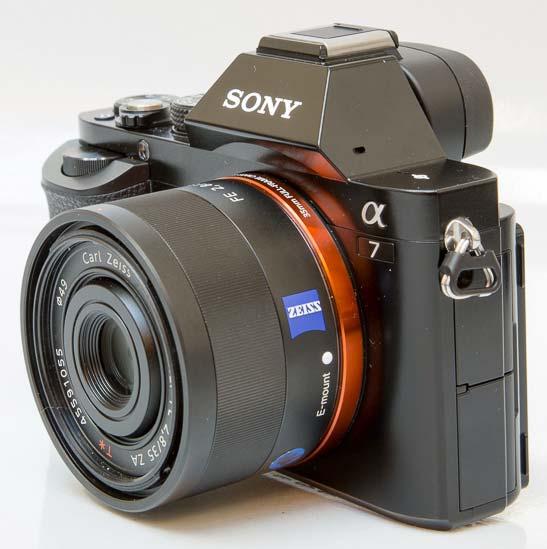 Carl Zeiss Sonnar T* FE 35mm F2.8 ZA