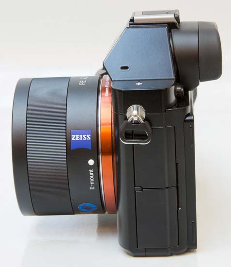 Carl Zeiss Sonnar T* FE 35mm F2.8 ZA