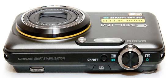 Casio EX-FC100