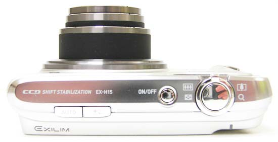 Casio EX-H15