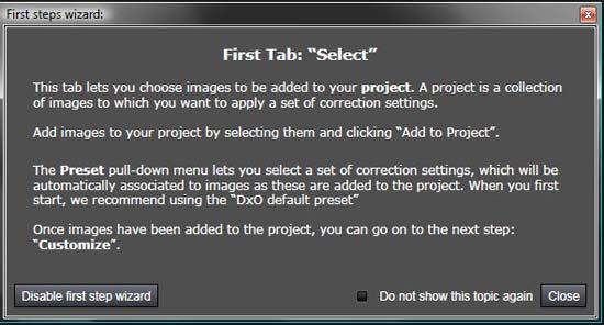 DXO Optics Pro 6