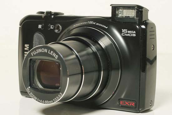 Fujifilm FinePix F500 EXR