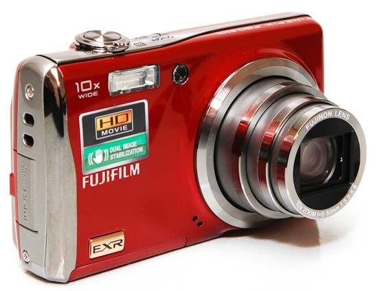 Fujifilm FinePix F80EXR