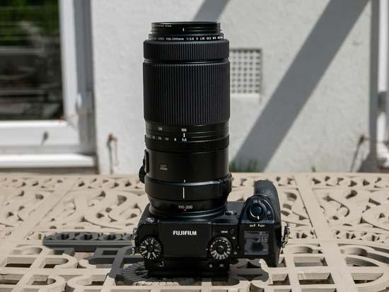 Fujifilm GF 100-200mm F5.6 R LM OIS WR