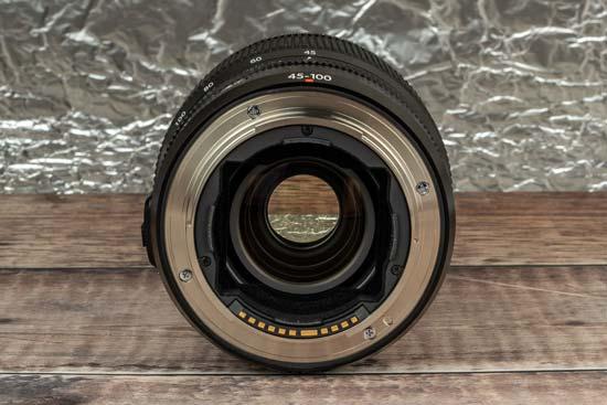 Fujifilm GF 45-100mm f/4 R LM OIS WR