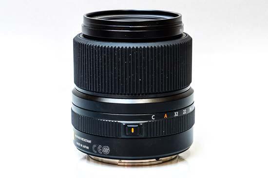 Fujifilm GF 45mm F2.8 R WR