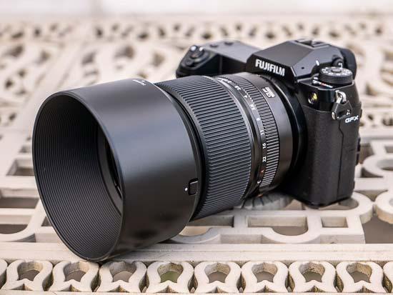 Fujifilm GF 80mm F1.7 R WR