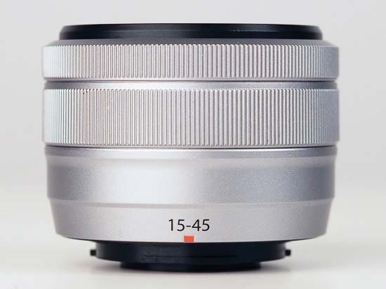 Fujifilm XC 15-45mm F3.5-5.6 OIS PZ