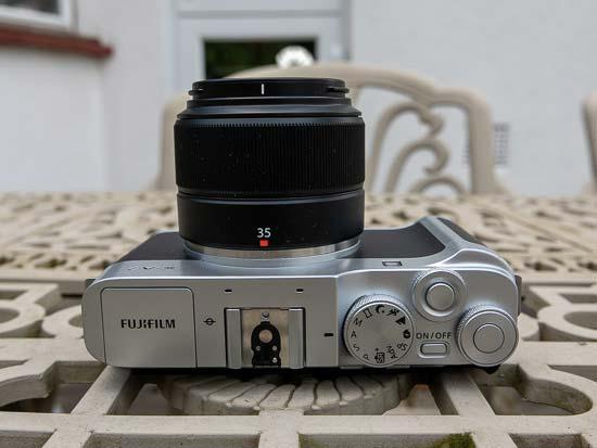 Fujifilm XC 35mm F2