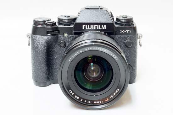 Fujifilm XF 16mm F1.4