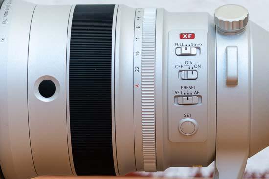 Fujifilm XF 50-140mm F2.8 R LM OIS WR