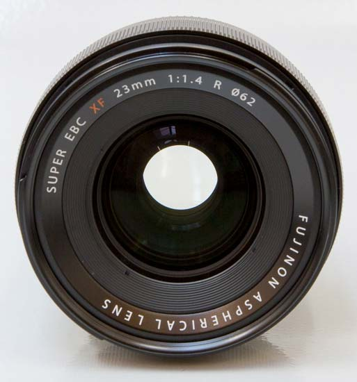 Fujifilm XF 23mm F1.4
