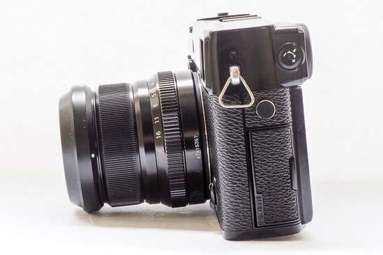 Fujifilm XF 23mm f/2 R WR
