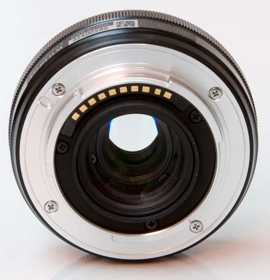 Fujifilm XF 27mm F2.8