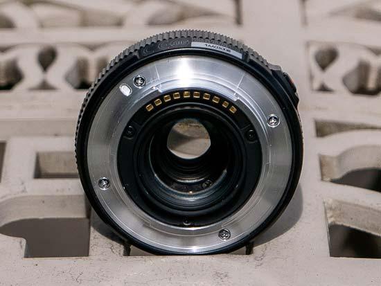 Fujifilm XF 27mm F2.8 R WR