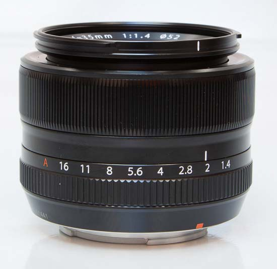 Fuji 35mm F1 4: Fujifilm XF 35mm F1.4 R Review