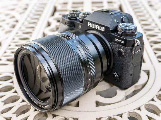 Fujifilm XF 50mm F1.0 R WR