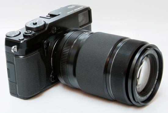 Fujifilm XF 55-200mm F3.5-4.8 R LM OIS