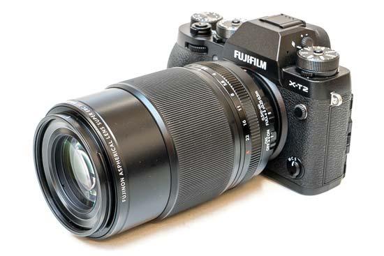 Fujifilm XF 80mm f/2.8 R LM OIS WR Macro