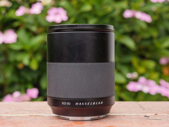 Hasselblad XCD 80mm F1.9