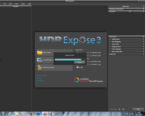 HDR Expose 3