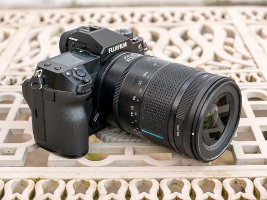 Irix 45mm F1.4 GFX
