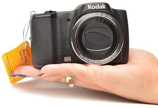 Kodak PixPro FZ201 Review | Photography Blog