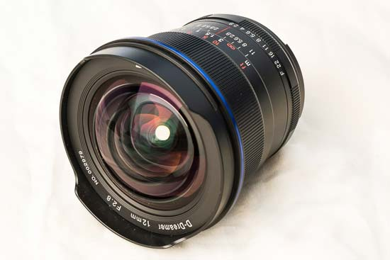 Canon EF-S 12mm f/2.8 Macro IS STM