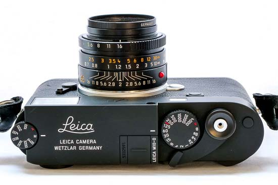 Leica M10-D Review | Photography Blog