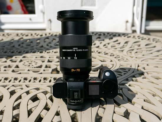 Leica VARIO-ELMARIT-SL 24-70mm f/2.8 ASPH.